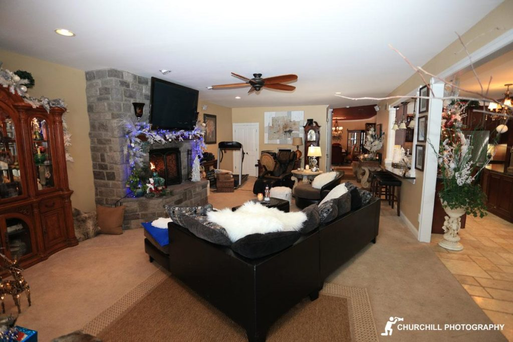 Realtor Photography: Living room