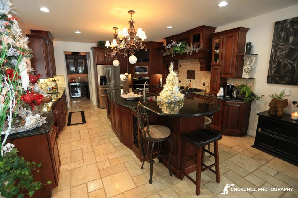 Realtor Photography: Kitchen